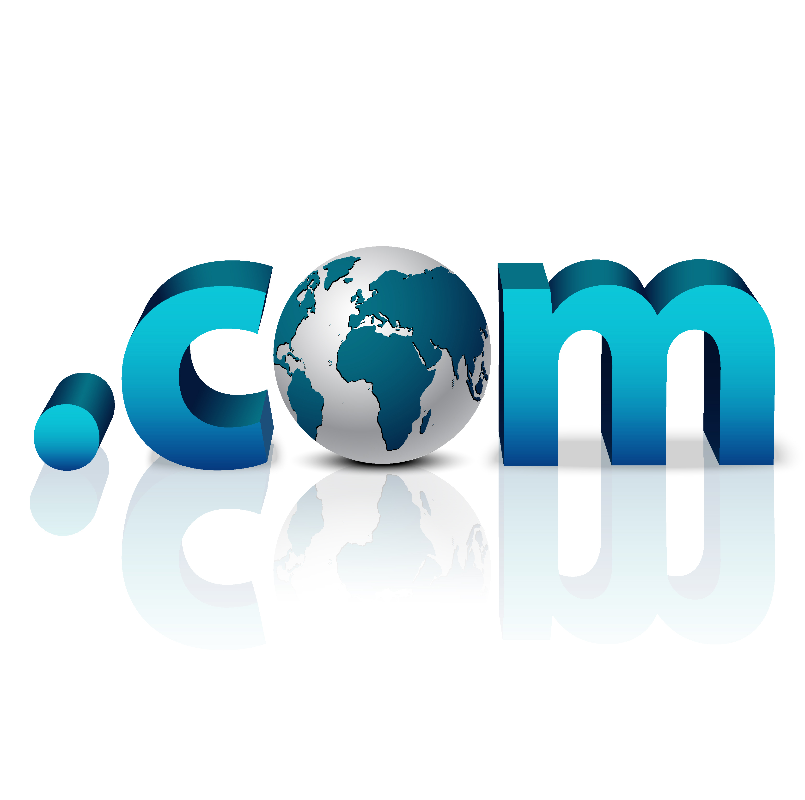 Domain name with .com or .rw - Teradig